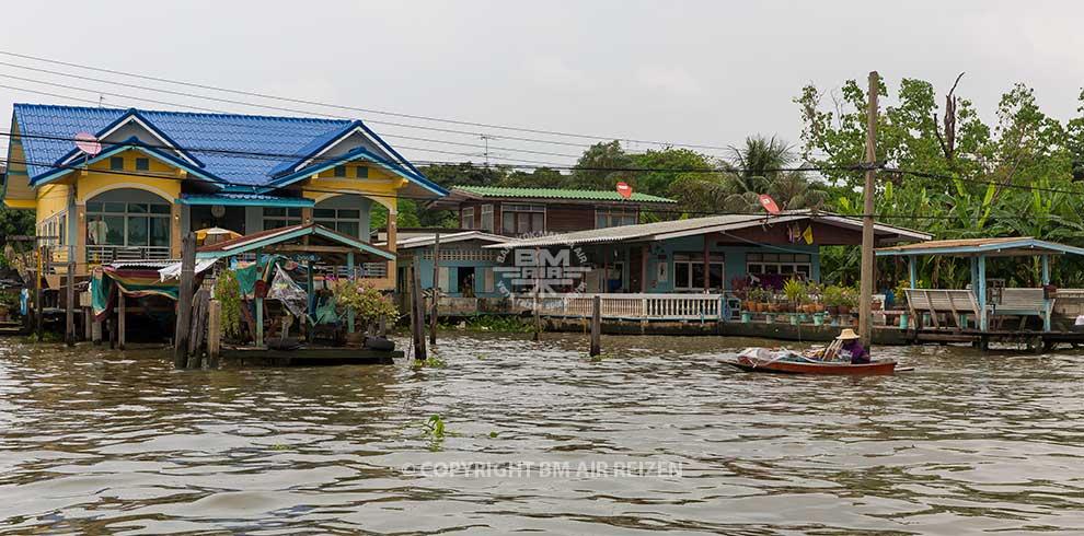 Bangkok - Klongtour
