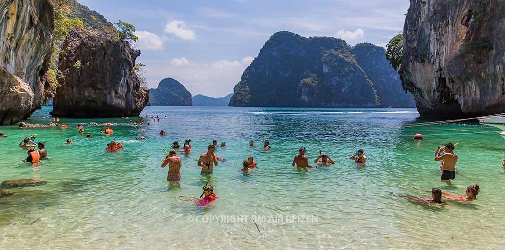 Krabi - Lading Island