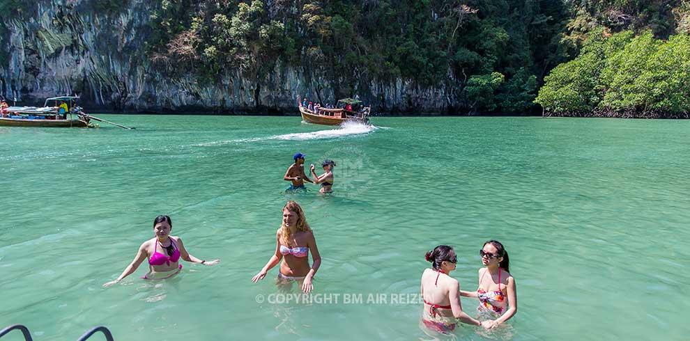 Krabi - Hong Island Lagoon