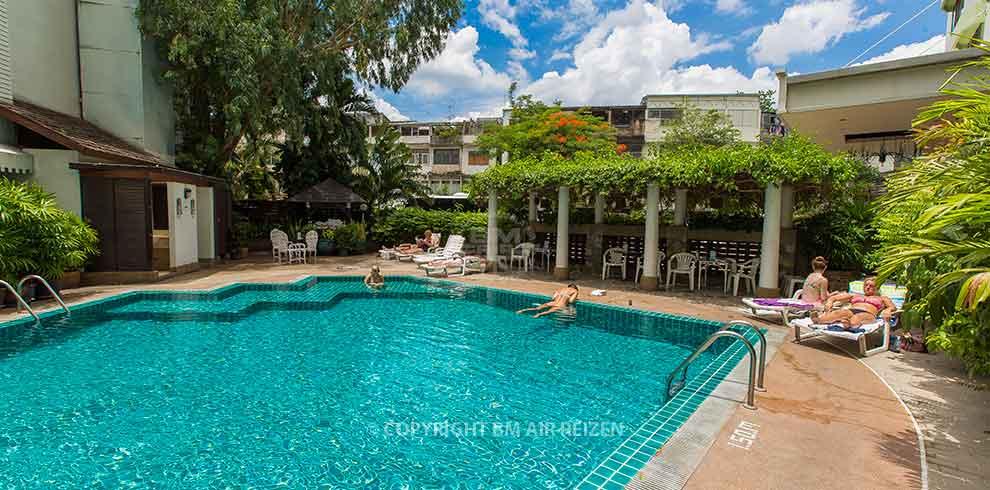 Bangkok - Bangkok Centre Hotel