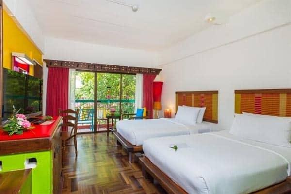 Baan Samui Resort - Deluxe Kamer