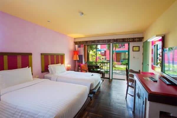 Baan Samui Resort - Superior Deluxe Kamer