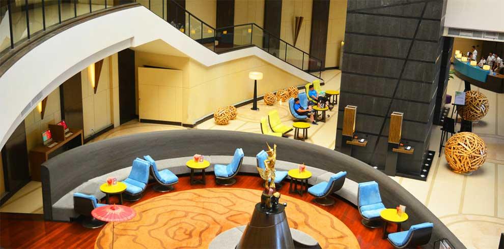 Phuket - Millennium Resort Patong Phuket