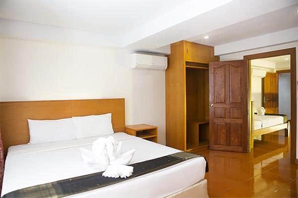 Patong Palace Hotel - Phuket - Family Suite