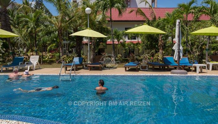 Phuket - Patong Palace hotel
