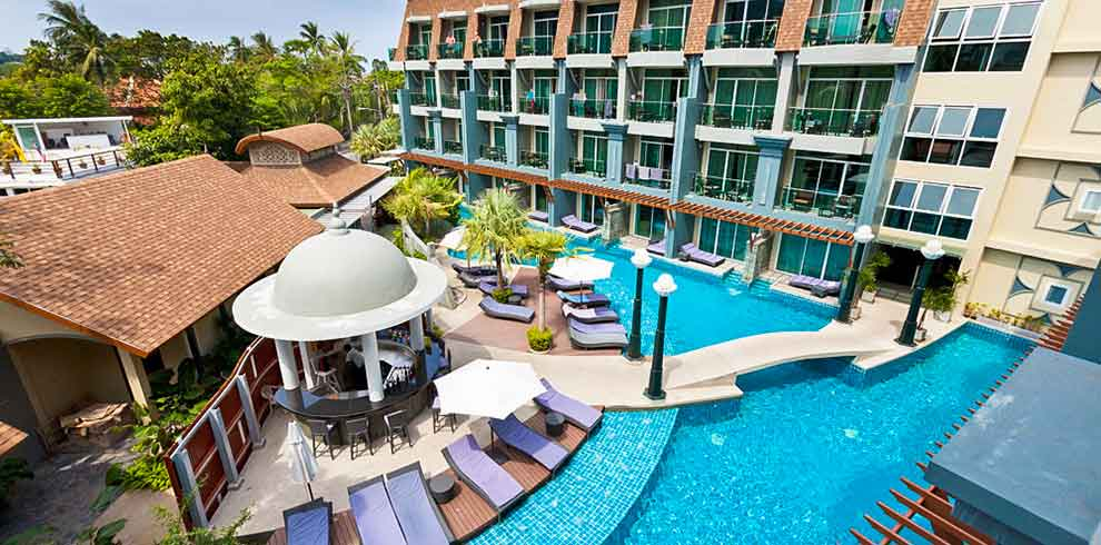 Phuket - Ramaburin Resort