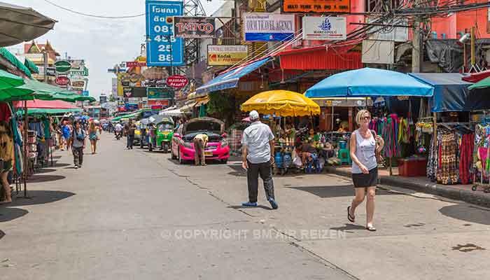 Bangkok - Khao Sao Road