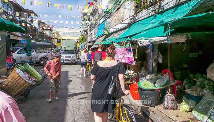 Bangkok - fietstour