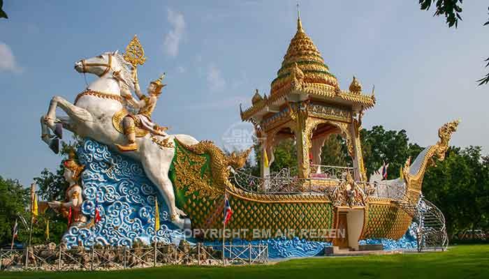 Kanchanaburi - Wat Chai Chumphon