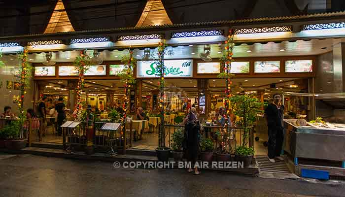 Hua Hin - avondmarkt