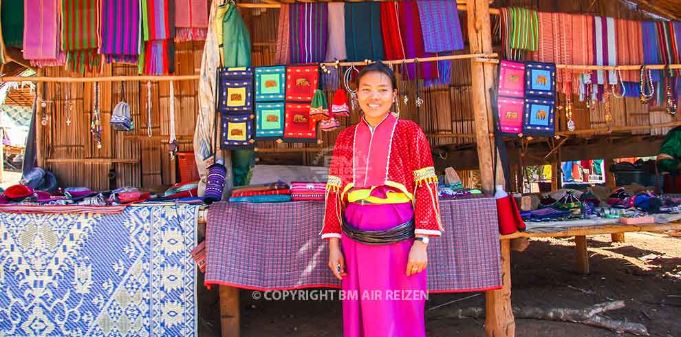 Chiang Mai - bergstam