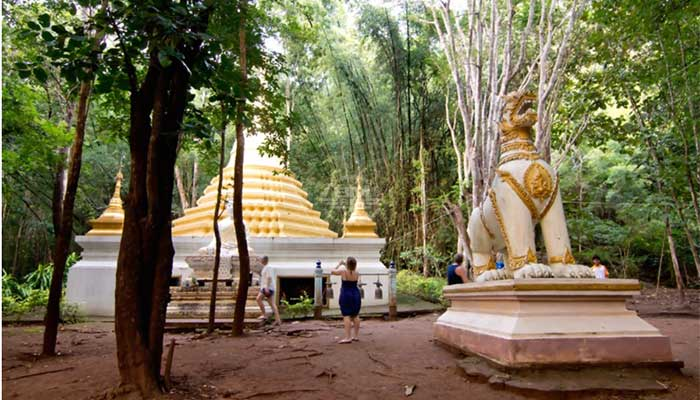 Kanchababuri - Mon-dorp