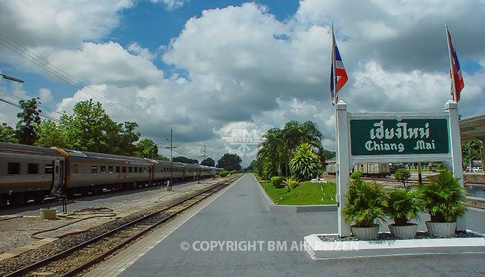 Chiang Mai treinstation
