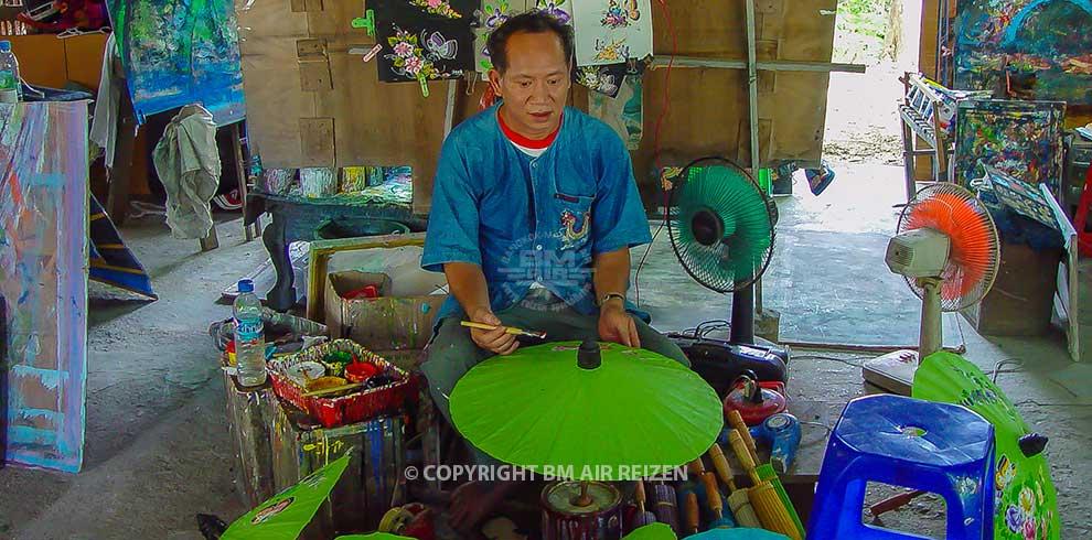 Bor Sang - Umbrella Village