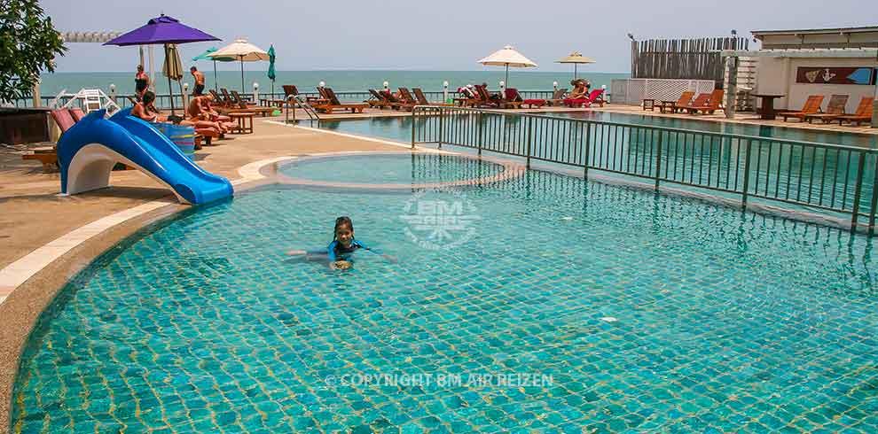 Hua Hin - Chom View Hotel