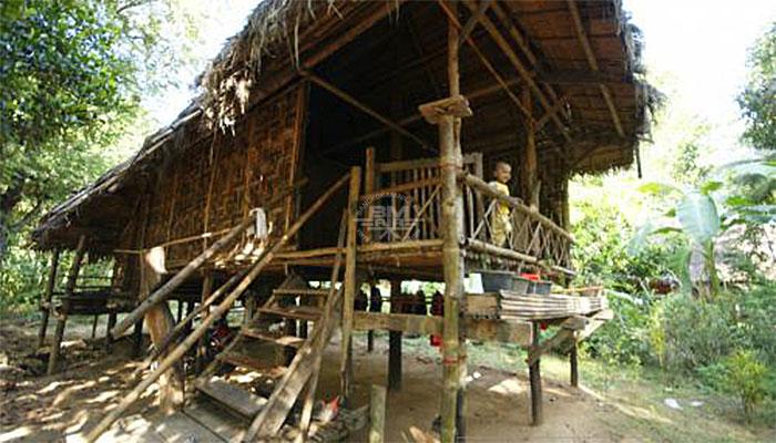 Kanchanaburi - Mon Tribal Village