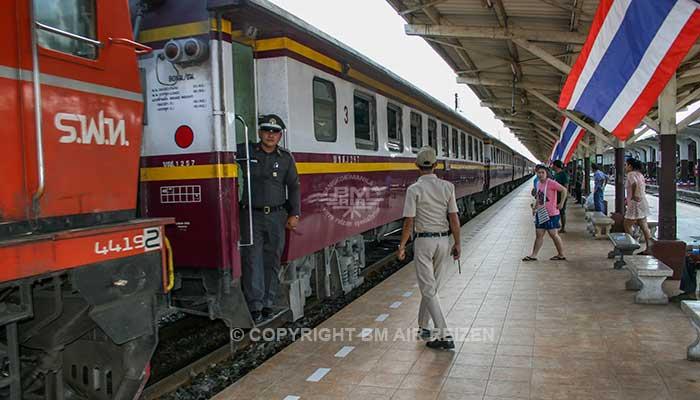 Phitsanulok treinstation