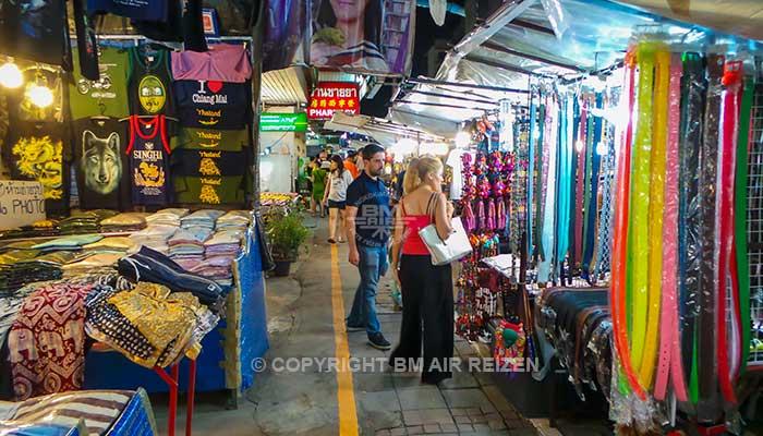 Chiang Mai - Nachtmarkt