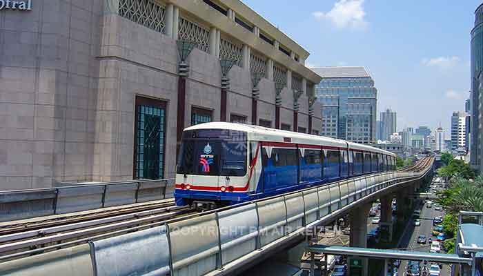 Bangkok - BTS Skytrain