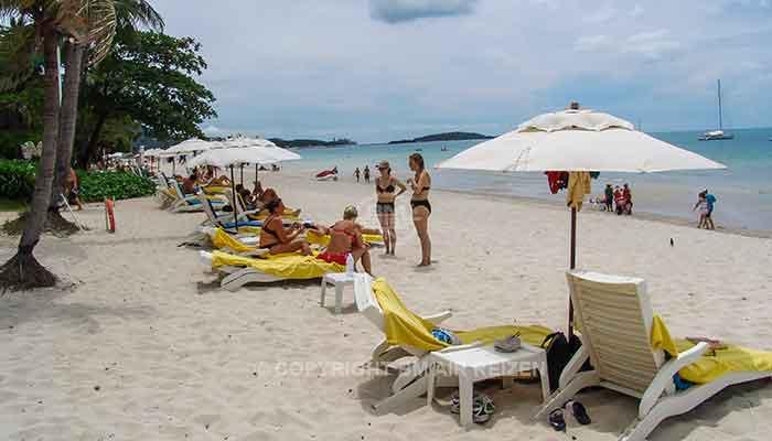 Koh Samui - Chaweng Beach