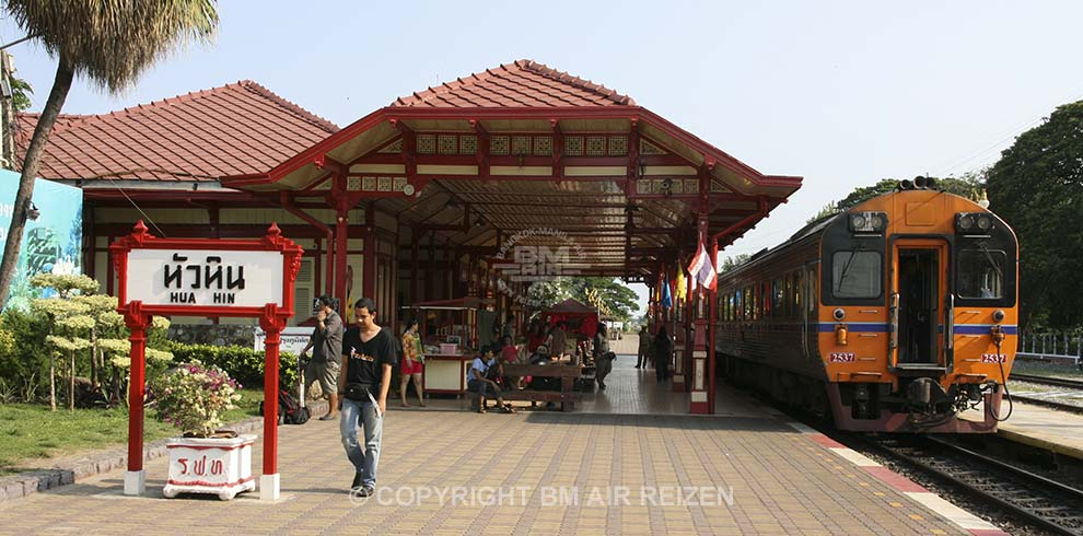 Treintickets Thailand